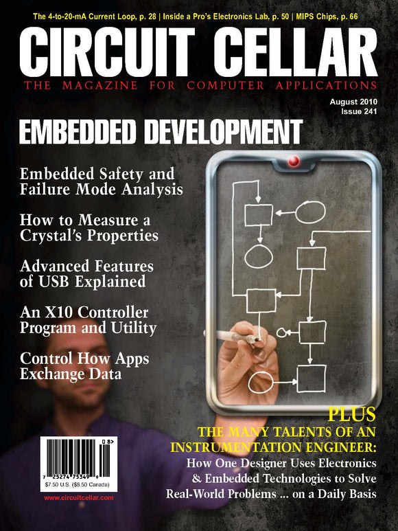 Circuit Cellar Issue 241 August 2010-PDF - CC-Webshop