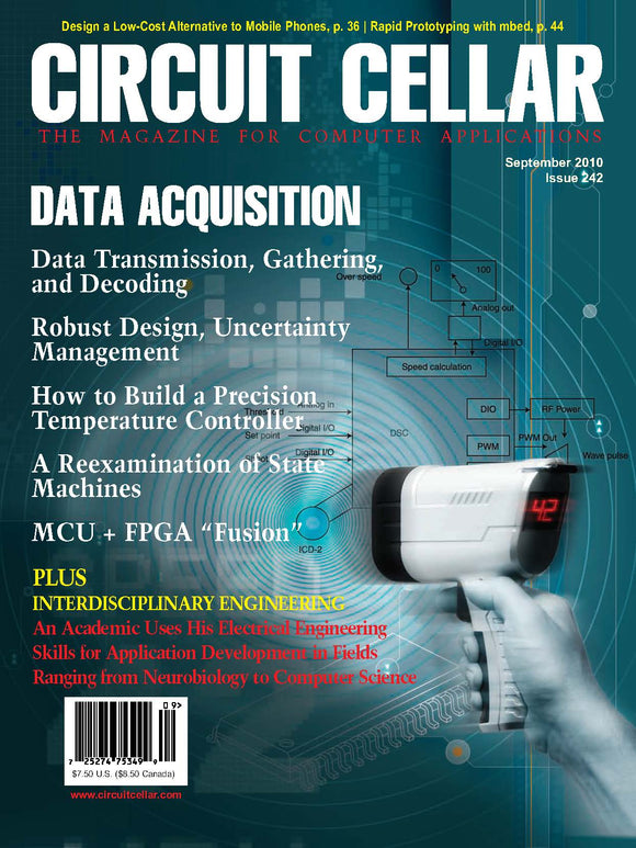 Circuit Cellar Issue 242 September 2010-PDF - CC-Webshop