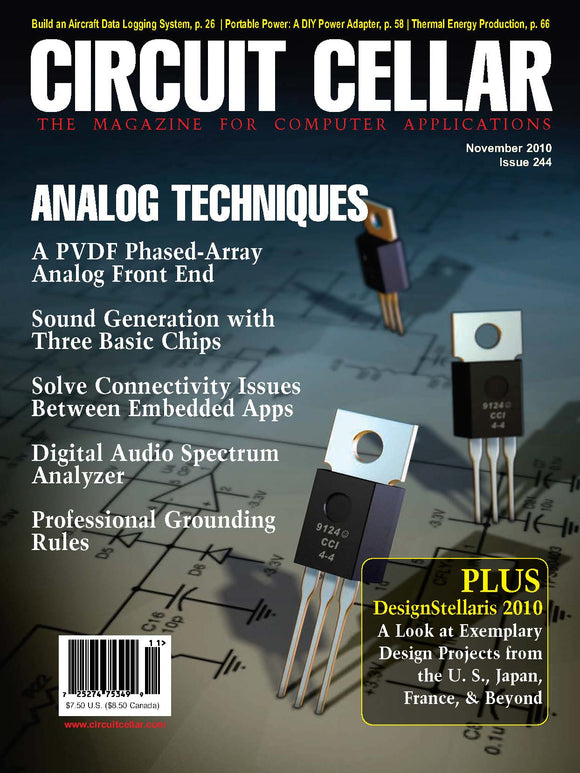 Circuit Cellar Issue 244 November 2010-PDF - CC-Webshop