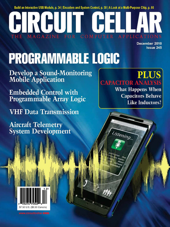 Circuit Cellar Issue 245 December 2010-PDF - CC-Webshop