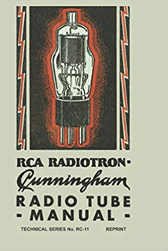 RCA Cunningham Radiotron Manual (RC-11)