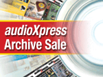 audioXpress 5-Year Archive CD (2001 - 2007) - CC-Webshop