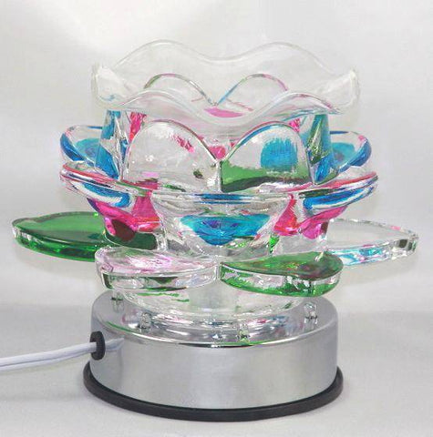 LED Lotus Flower Fragrance Lamp