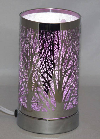 Image of LED Trees Oil Burner/Warmer Color 2