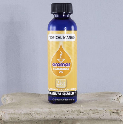 Image of Aromar Tropical Mango Fragrance Oil LostIncense.com