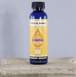 Aromar Tropical Mango Fragrance Oil LostIncense.com