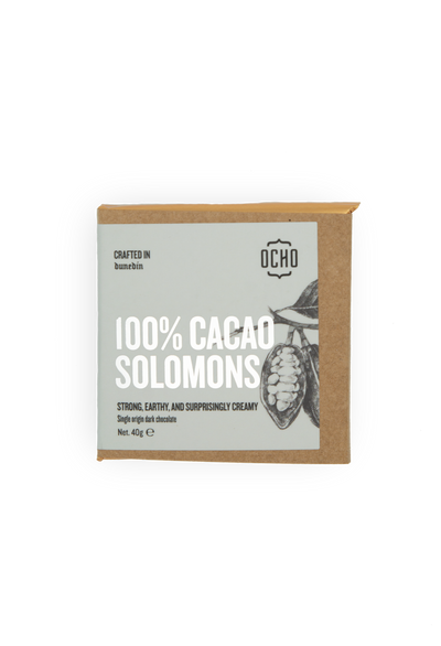 100% Cacao Solomons