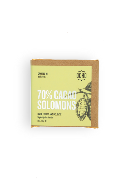 70% Cacao Solomons