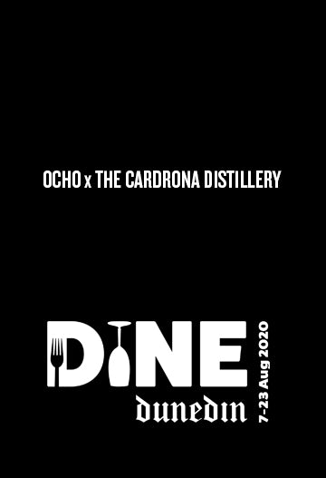 OCHO x Cardrona Distillery Tasting - Sold Out