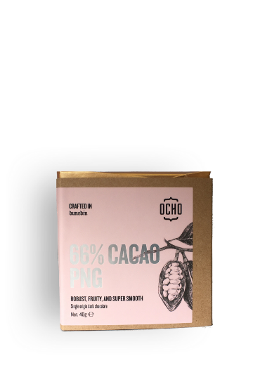 66% Cacao PNG