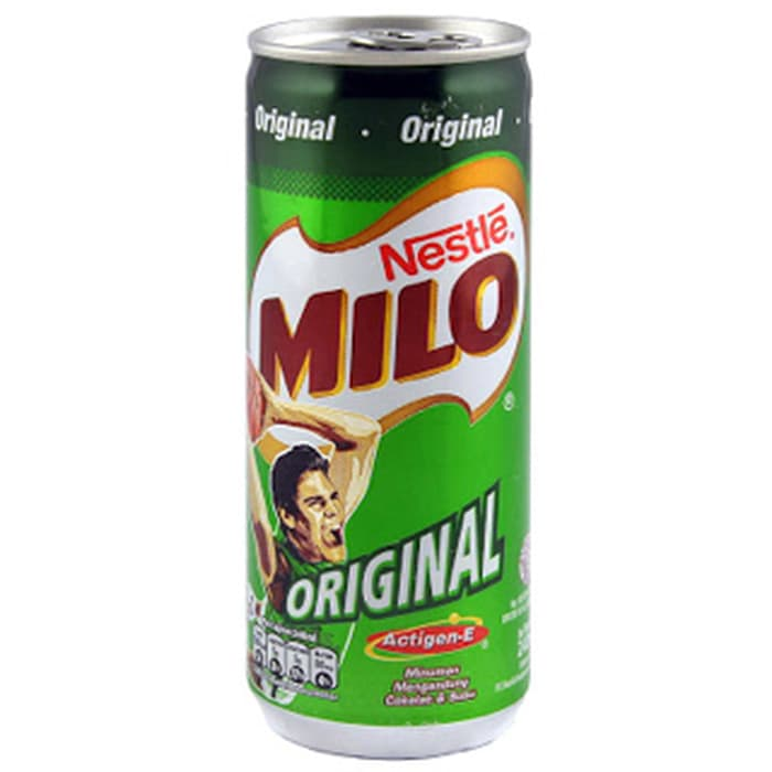 MILO ACTIGEN-E Drink Can 24x240ml 1 Ctn (Isi 24 pcs)