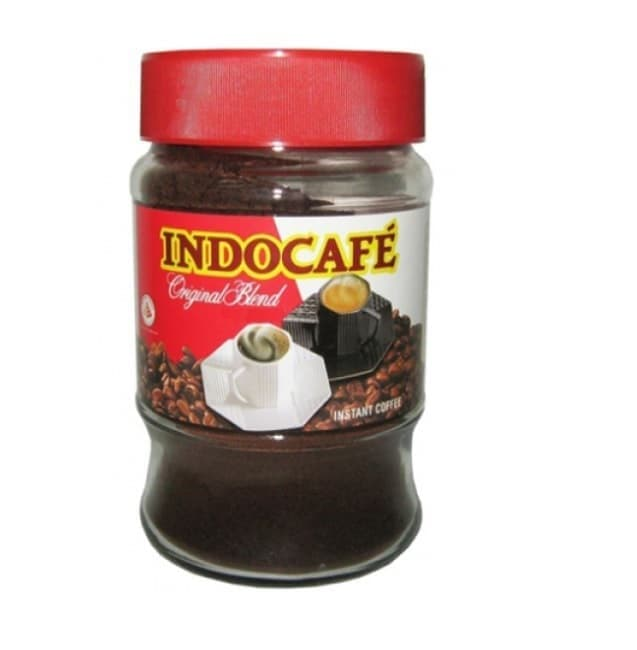 Indocafe original blend jar 200 gr
