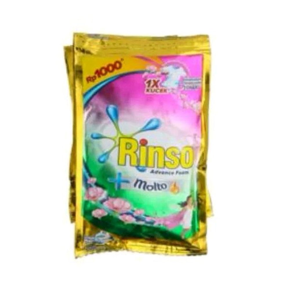 Rinso Molto Deterjen Cair 20ml 1 Ctn (Isi 288)