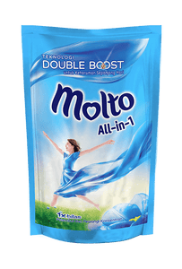 Molto Ultra Reffil All in One 800g 1 Ctn (Isi 12 pcs)