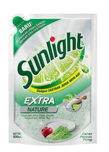 Sunlight ext.nature ref 800 ml 1ctn