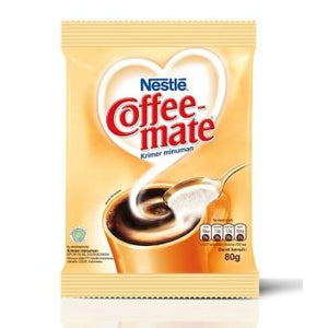 Coffee-Mate NDC Pouch 80gr 1 Ctn (Isi 48 pcs)