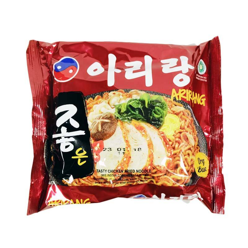 ARIRANG Tasty Chicken Fried Noodle 130 gr