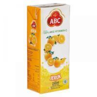 Abc Juice Orange 250 ML