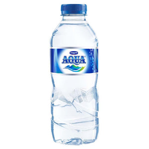 Aqua Air Mineral Botol 330 ML 1 Ctn (Isi 24 pcs)