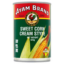 Ayam Brand Sweet Corn Cream 425 G