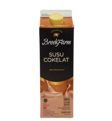 BrookFarm Fresh Milk chocolate 946 ml 1 Ctn