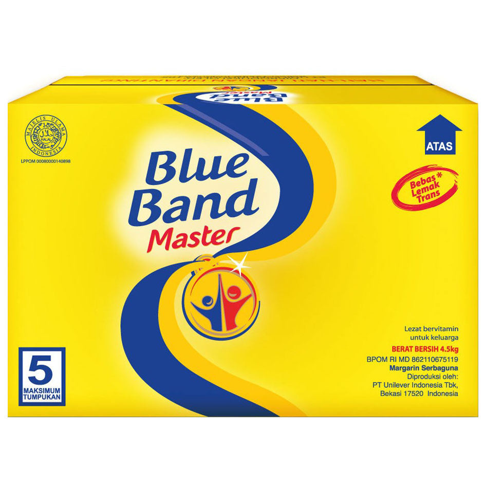 Blue Band Box 4.5 KG