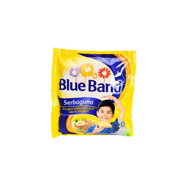 Blue Band Reg Sachet 200 G 1 Ctn (Isi 60 pcs)