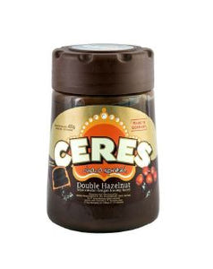 CERES DOUBLE HAZEL SPREAD 350gr 1 Ctn (Isi 12 pcs)
