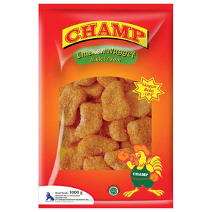 Champ Nugget 1 Kg 1 Ctn (Isi 5 pack)