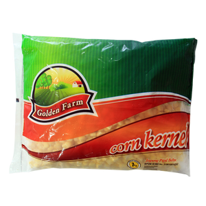 Golden Farm Corn Kernel 1kg 1 Ctn (isi 12 Pack)