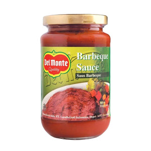 Del Monte CS Barbeque Botol 330gr (Pcs)