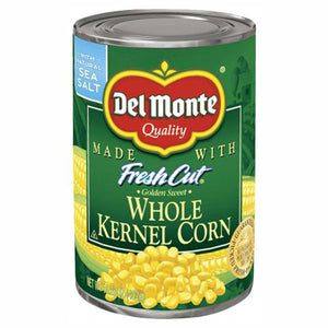Del Monte Whole Kernel Corn 420gr 1 Ctn (Isi 24 Pcs)