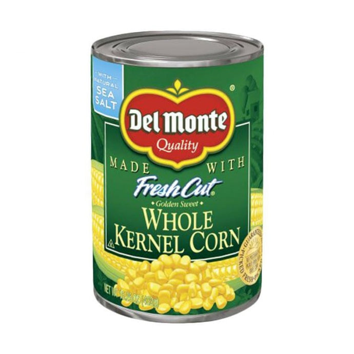 Del Monte Whole Kernel Corn 432Gr 1 Ctn (Isi 24 Pcs)