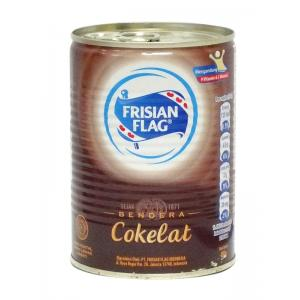 Frisian Flag Choco Can 490gr 1 Ctn (Isi 48 pcs)