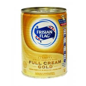 Frisian Flag SKM Gold Can 490gr 1 Ctn (Isi 48 pcs)