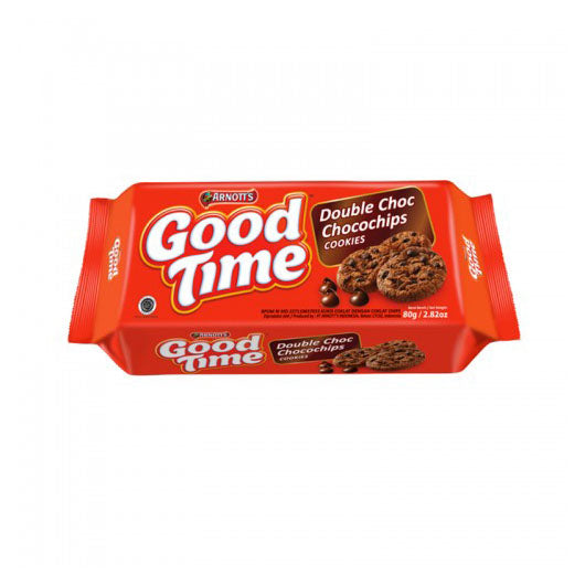 Good Time Double Choc Chocochips 80 G
