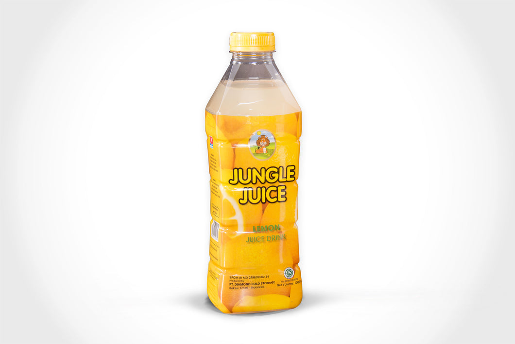 Diamond Jungle Juice Lemon 200 ml (12 pcs)