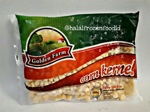 Golden Farm Kernel Corn 500 Gr 1 Ctn (Isi 12 pack)
