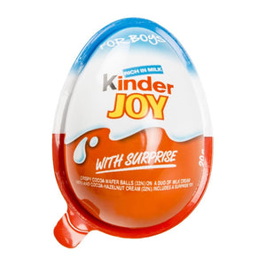 Kinder Joy T12 (BOYS) 20 gr
