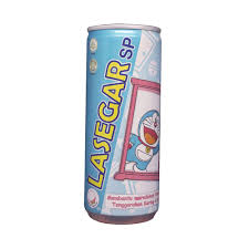 Lasegar Doraemon 238ml 1 Ctn (Isi 24 pcs)