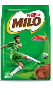 MILO 3in1 ACTIV-GO Pouch 800gr