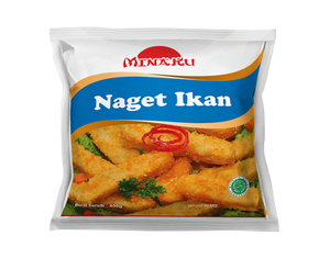 Nugget Ikan 400 Gr