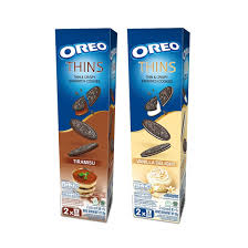 Oreo Thin All Varian 95gr 1 Ctn (Isi 24 pcs)