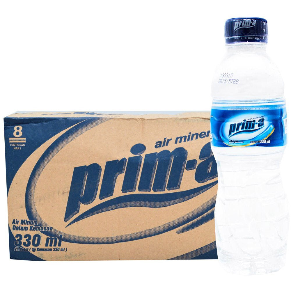 Prima Air Mineral Botol 24 X 330 ML