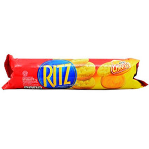Ritz Sandwich Cheese 118g 1 Ctn (Isi 24 pcs)
