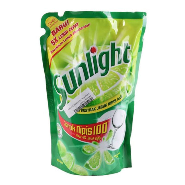 Sunlight Lime Refill 800 ML 1ctn