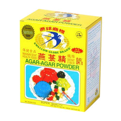 Swallow Agar Globe Putih 12 PC