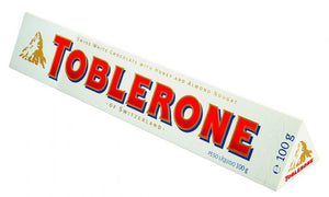 Toblerone All Varian 100gr 1 Ctn (Isi 80 pcs)