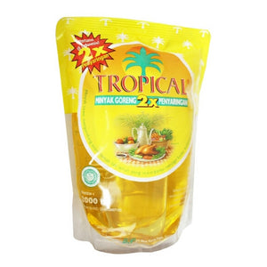 Tropical Minyak Goreng 2L (Pcs)
