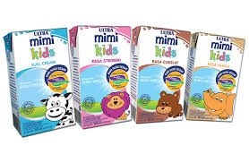 Ultra Mimi 125ml 1 Ctn (Isi 40 pcs)